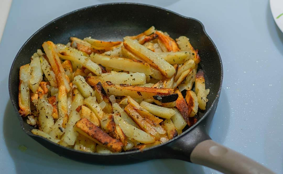 are_pan_fried_potatoes_healthy