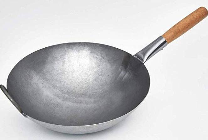 best_hand_hammered_wok